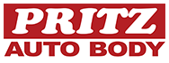 Pritz Auto Body Logo